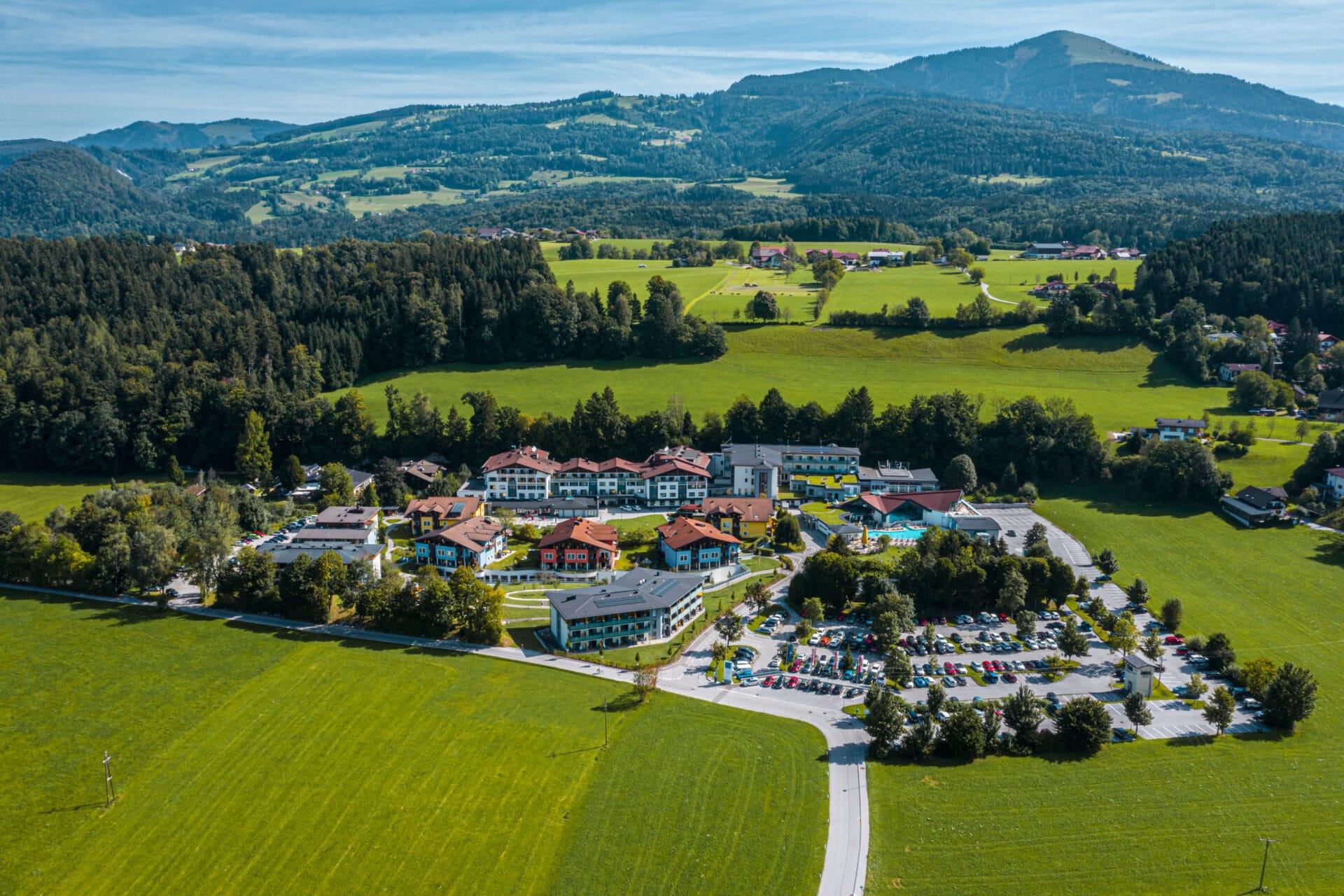 Das Unternehmen Medizinisches Zentrum Bad Vigaun