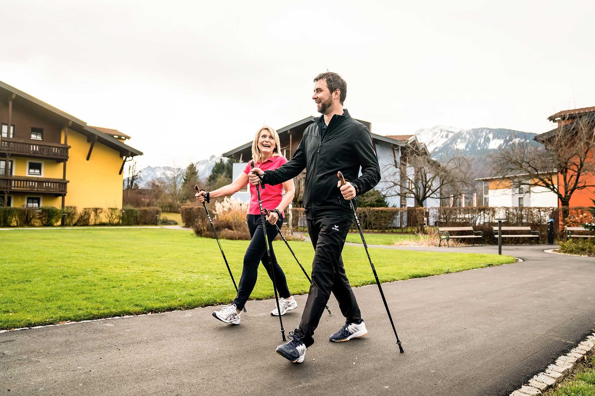 Kur-Aufenthalt im Medizinischen Zentrum Bad Vigaun