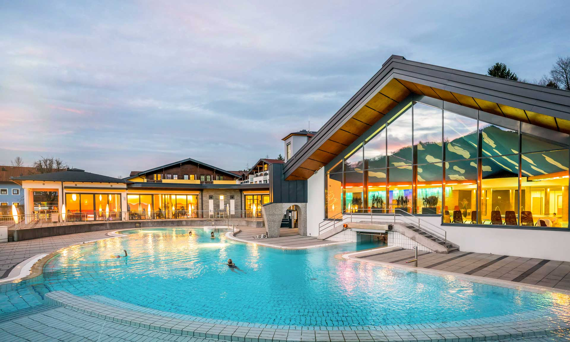Heil-Therme in Bad Vigaun