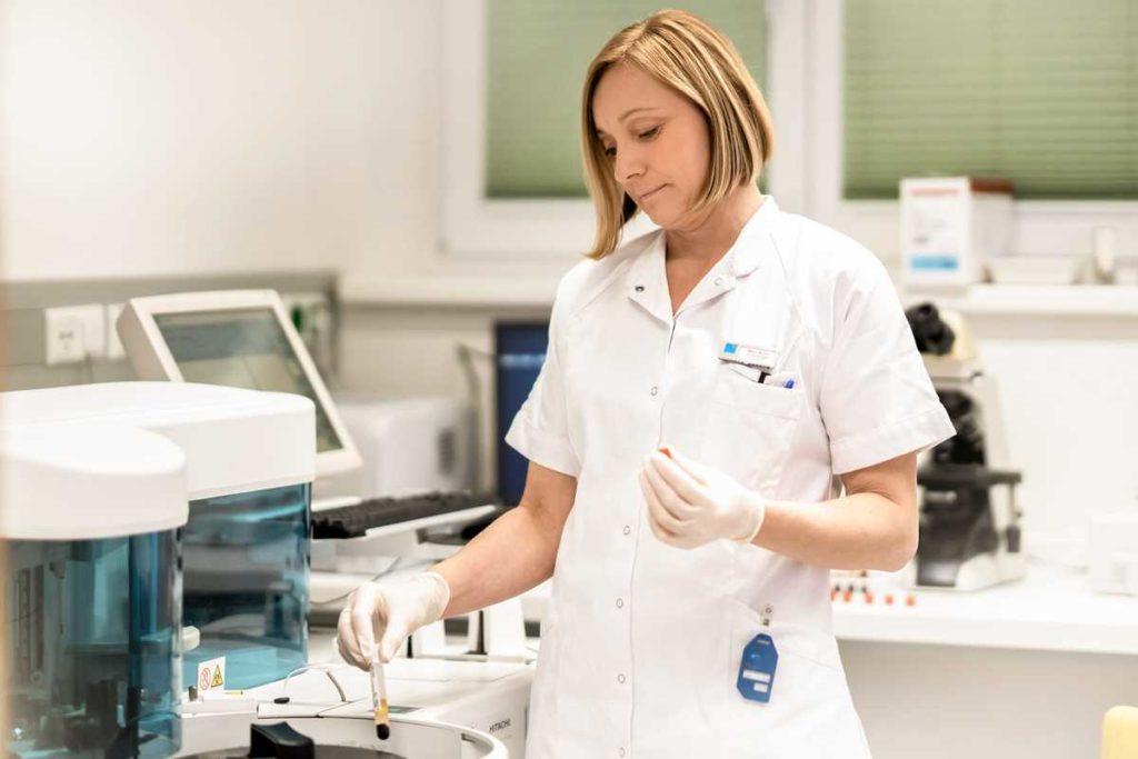 Klinik-Labor Bad Vigaun