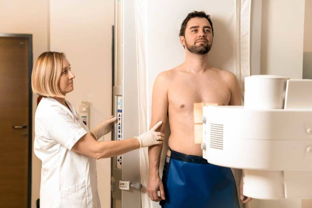 Klinik für Patienten mit Wirbelsäulen-Problemen