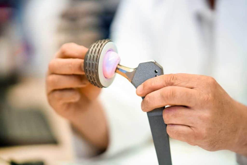 Klinik für Gelenkersatz