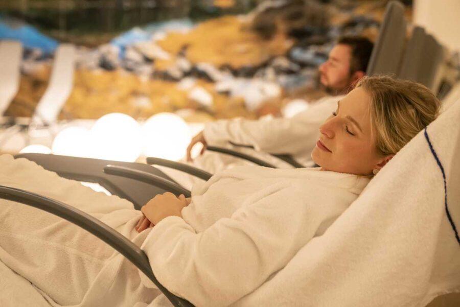 Wellness-Urlaub im Thermen-Hotel